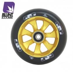 roues Blunt 7 spokes 110 mm black or 2016 pour