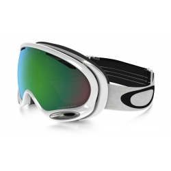 Masque Oakley A-frame 2.0 Polished White Prizm Jade 2018 pour homme, pas cher