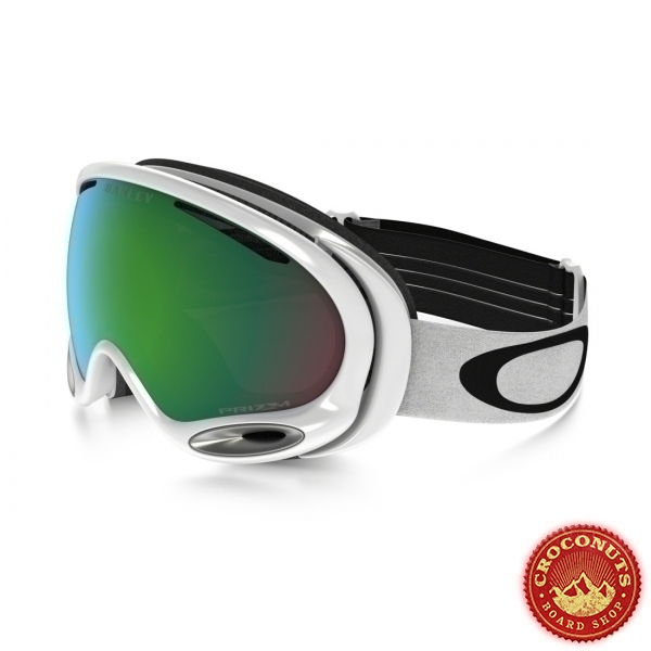 Masque Oakley A-frame 2.0 Polished White Prizm Jade 2018