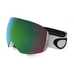 Masque Oakley Flight Deck Matte White Prizm Jade 2021 pour homme