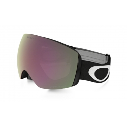 Masque Oakley Flight Deck XM Matte Black Prizm HI Pink 2021 pour homme