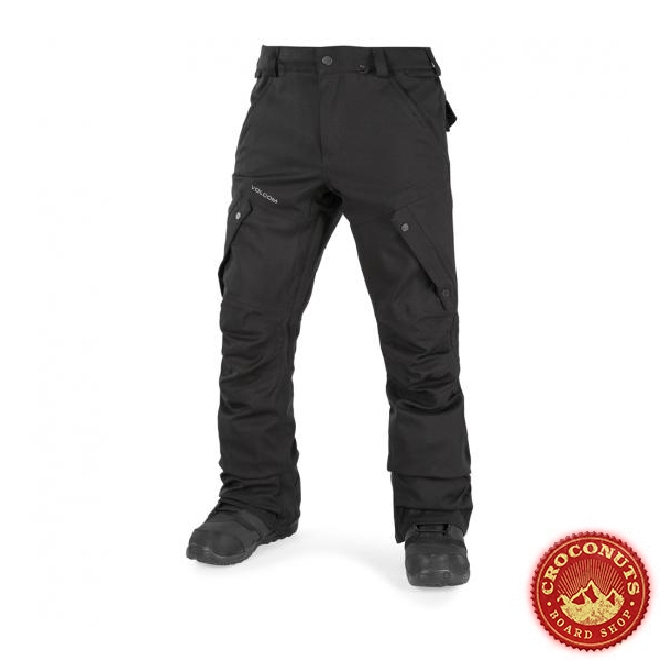 Pantalon Volcom Articulated Black 2018