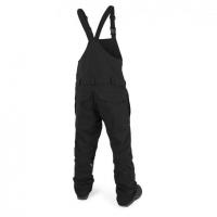Pantalon Volcom Roan Bib Black 2018