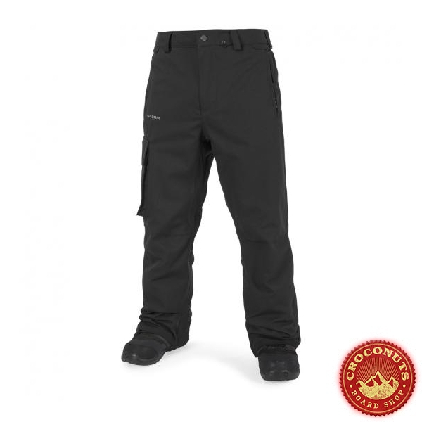 Pantalon Volcom Ventral Black 2018