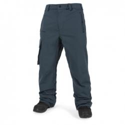 Pantalon Volcom Ventral Snow Vintage Navy 2018 pour homme, pas cher