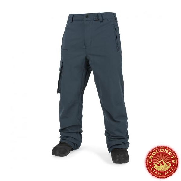 Pantalon Volcom Ventral Snow Vintage Navy 2018