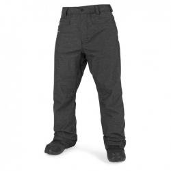 Pantalon Volcom Carbon Black 2018 pour homme, pas cher