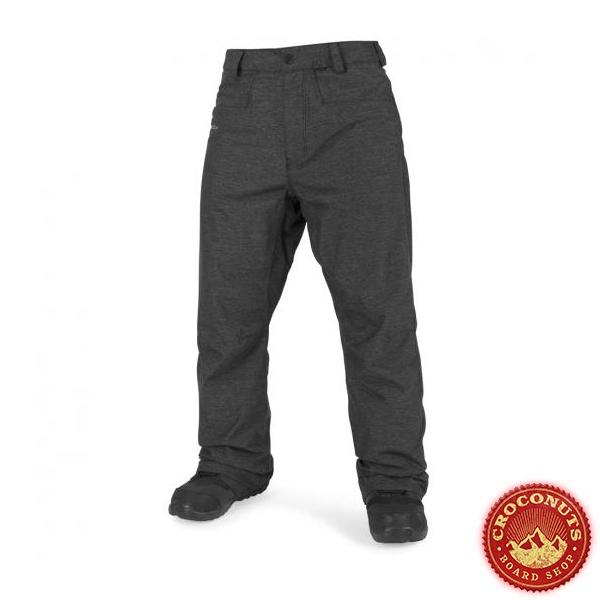 Pantalon Volcom Carbon Black 2018