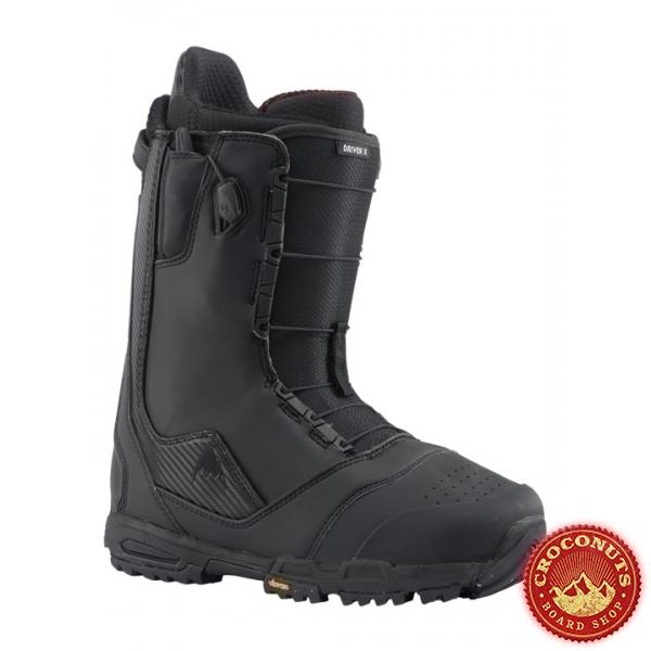Boots Burton Driver X Black 2018