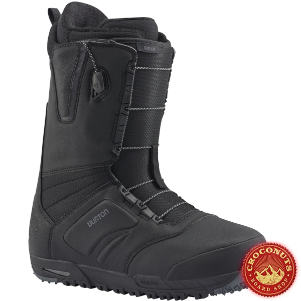 Boots Burton Ruler Wide Black 2018