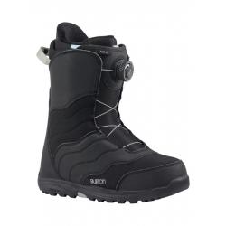 Boots Burton Mint Boa Black 2018 pour femme, pas cher