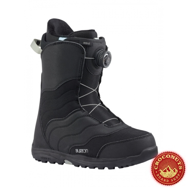 Boots Burton Mint Boa Black 2018