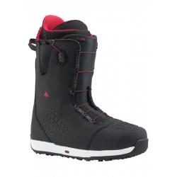 Boots Burton Ion Black Red 2018 pour homme, pas cher