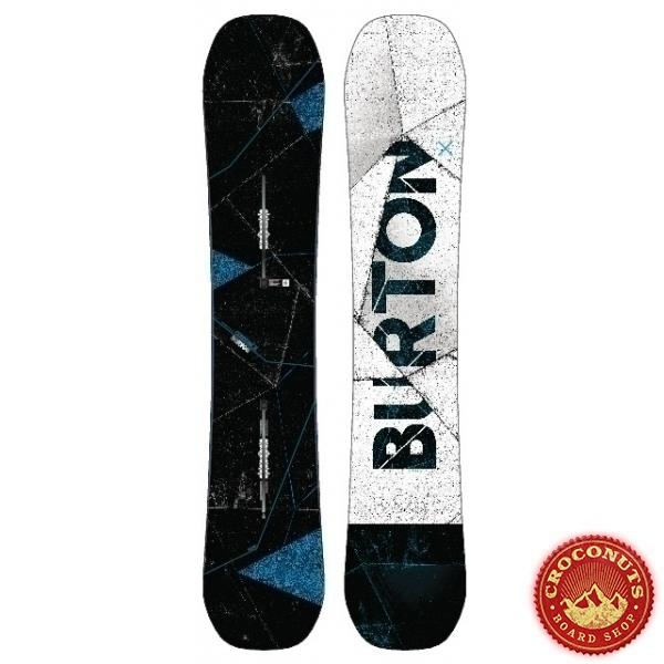 Board Burton Custom X Camber 2018