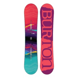 Board Burton Feelgood Flying V 2018 pour femme
