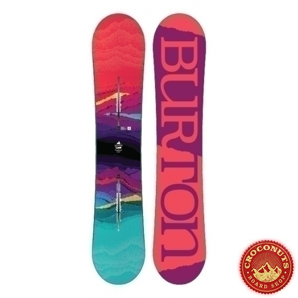 Board Burton Feelgood Flying V 2018