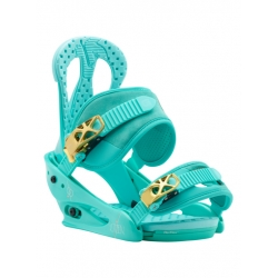 Fixations Burton Citizen The Teal Deal 2018 pour femme, pas cher