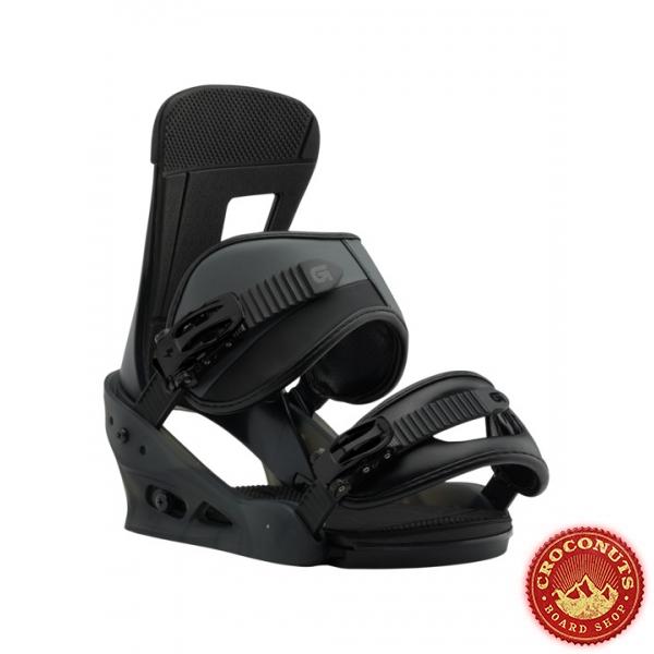 Fixations Burton Freestyle Black Matte 2018