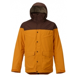 Veste Burton Breach Golden Oak Chestnut 2018 pour homme