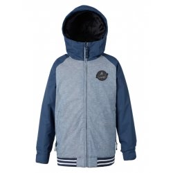 Veste Burton Gameday Denim Chambray Mood Indigo 2018 pour junior