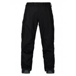 Pantalon Burton Cargo Mid True Black 2018 pour homme, pas cher