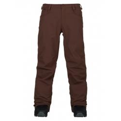 Pantalon Burton Wolfeboro Chestnut 2018 pour homme, pas cher