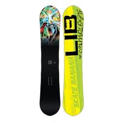 Board Lib Tech Sk8 Banana BTX Parillo 2018 pour homme, pas cher