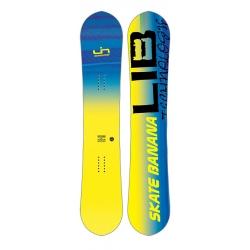 Board Lib Tech Sk8 Banana BTX Yellow 2018 pour homme