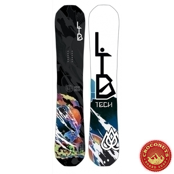 Board Lib Tech T-Rice Horsepower C2 2018