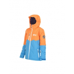 Veste Picture Tommy Kid Orange 2018 pour junior, pas cher