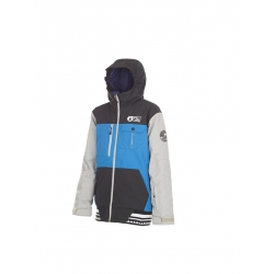 Veste Picture Balme Kid Blue Black 2018 pour junior, pas cher