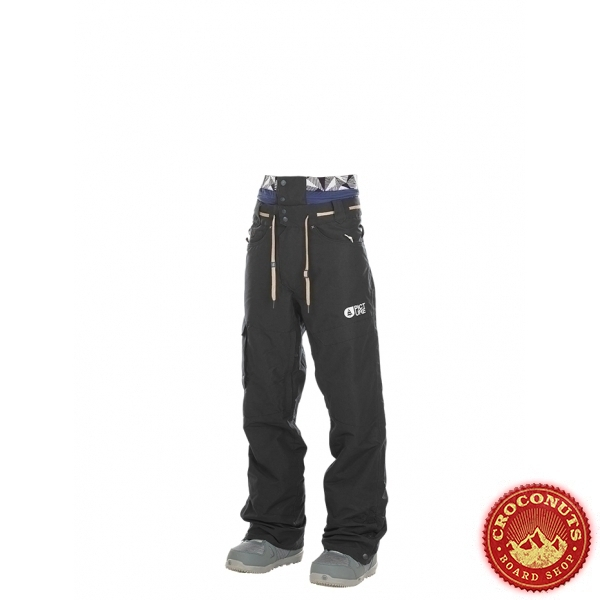 Pantalon Picture Under Pant Black 2018