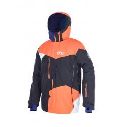 Veste Picture Nova Black Orange 2018 pour homme, pas cher