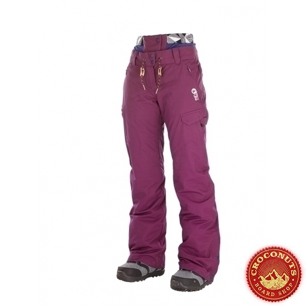 Pantalon Picture Treva Burgundy 2018