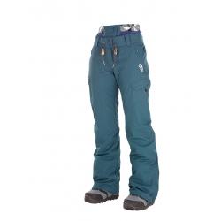 Pantalon Picture Treva Petrol Blue 2018 pour femme, pas cher