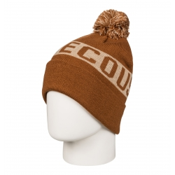 Bonnet DC Chester Leather Brown 2018 pour homme, pas cher