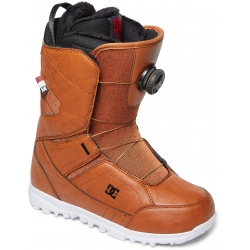 Boots DC Search Brown 2018 pour femme, pas cher