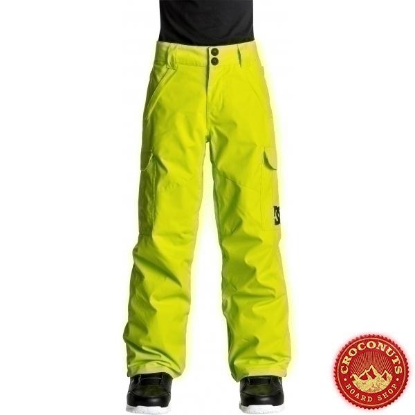 Pantalon DC Banshee Youth tender Shots 2018