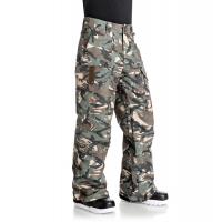 Pantalon DC Code British Woodland Camo 2018