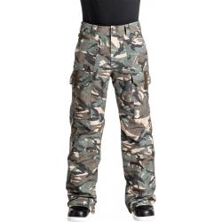 Pantalon DC Code British Woodland Camo 2018 pour homme, pas cher