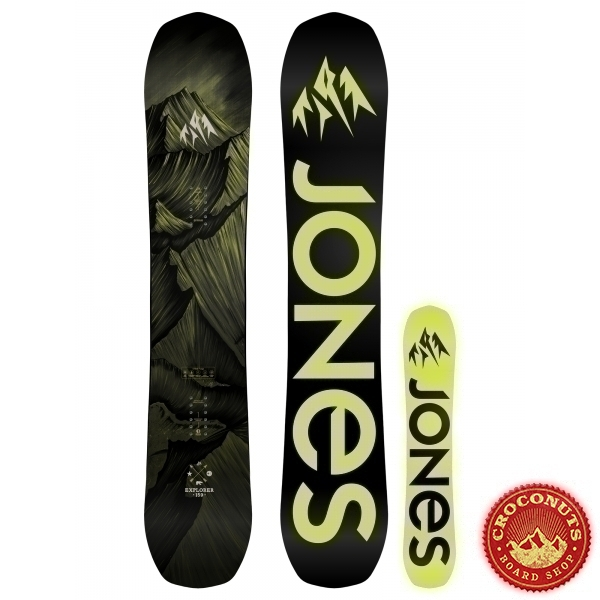 Board Jones Explorer 2018