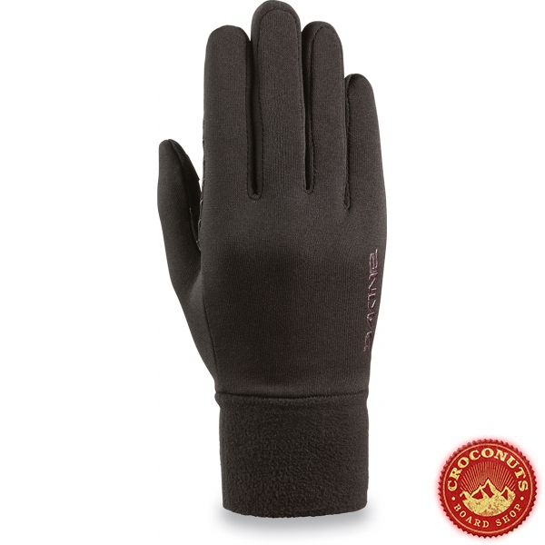 Gants Dakine Women's Storm Liner Black 2018