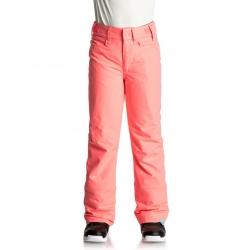 Pantalons Roxy Backyard Girl Neon Grapefruit 2018 pour junior