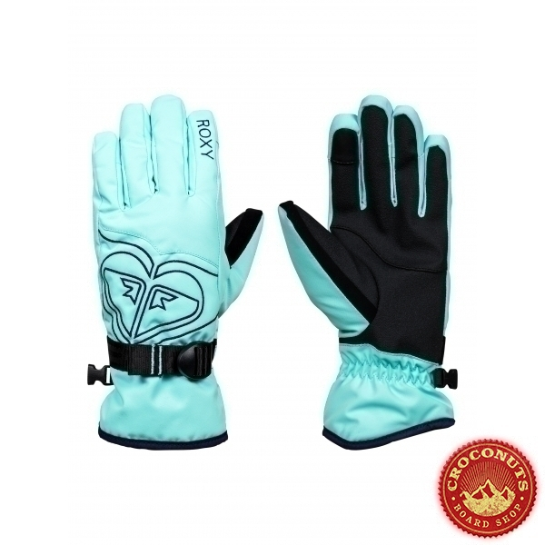 Gants Roxy Poppy Aruba Blue 2018