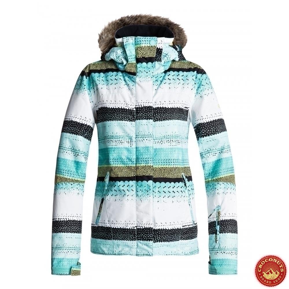 Manteau de ski femme roxy pas cher