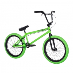 Bmx Subrosa Tiro Satin Neon Green