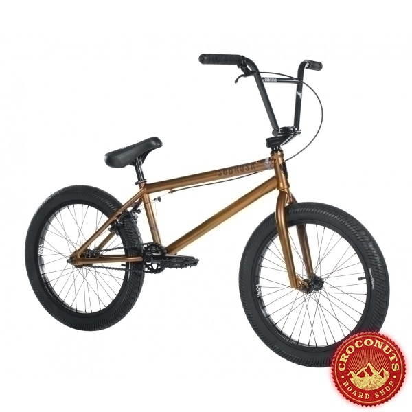 Bmx Subrosa Salvador XL Freecoaster Gold 2018