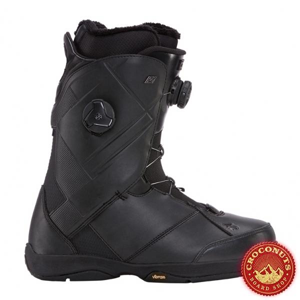 Boots Maysis Black 2018