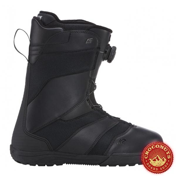 Boots Raider Black 2018