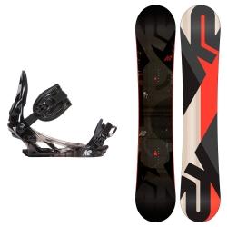Pack K2 Standard + K2 Mach Black 2018 pour homme, pas cher